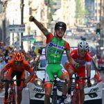 Giro dell'Appennino: Ciccone va in fuga, attacca e vince