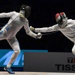 Mondiale Under 20 di scherma: Di Veroli d'argento nella spada individuale