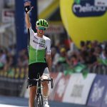 Tour of the Alps: O'Connor primo a Merano. Pinot in maglia ciclamino