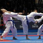 Busà e Cardin guidano l'Italia agli Europei di karate