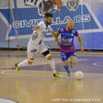Calcio a 5 - finali scudetto, gara 2: Luparense - Acqua&Sapone