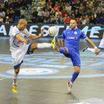 Calcio a 5, finali scudetto: Acqua&Sapone e Luparense in campo per gara 3