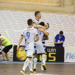 Calcio a 5, playoff: l'Acqua&Sapone conquista gara 3
