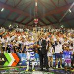 Calcio a 5, l'Acqua&Sapone è campione d'Italia