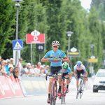 Giro d'Italia U23: sprint Munoz ad Asiago. Osorio in maglia rosa