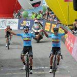 Giro d'Italia U23: Osorio svetta sul Passo Maniva e si prende la maglia rosa