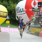Giro d'Italia U23: Williams domina la settima tappa