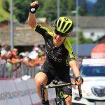 Giro d'Italia donne: doppietta Spratt: si prende tappa e maglia rosa
