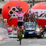 Giro d'Italia donne: Van Vleuten cala il tris e si incorona regina della Corsa Rosa