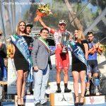 Le fasi cruciali della gara di Pescara