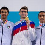 Olimpiadi giovanili, poker Ceccon: argento nei 50 dorso