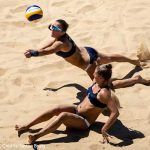 Olimpiadi U20, beach volley: il duo Scampoli/Bertozzi vola in finale