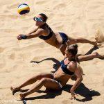Olimpiadi U20, beach volley: il duo Scampoli/Bertozzi vola in finale