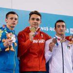 Olimpiadi giovanili, tripletta Burdisso: bronzo nei 200 farfalla