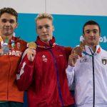 Olimpiadi giovanili, due bronzi dal nuoto con Burdisso e 4x100 stile