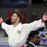 Karate, Mondiali: Crescenzo campione nei -60kg