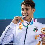 Olimpiadi giovanili, De Tullio d'argento nei 400 stile
