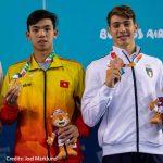 Olimpiadi giovanili, tris De Tullio: dagli 800 sl arriva un bronzo