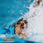 Olimpiadi giovanili, Ceccon conquista il bronzo nei 100 dorso