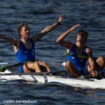 Olimpiadi giovanili, oro Italia nel due senza con Castelnovo/Zamariola