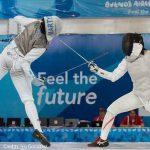 Olimpiadi giovanili, Favaretto conquista l'argento nel fioretto