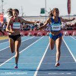 Olimpiadi giovanili, sprint Kaddari: argento nei 200 metri