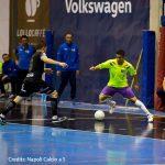 Calcio a 5, Serie A: pareggio e spettacolo tra Napoli e Pesaro