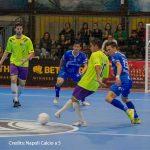 Calcio a 5, Fortino trascina il Maritime in testa alla Serie A