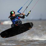 Olimpiadi giovanili, Tomasoni perfetta: è oro nel Kiteboard