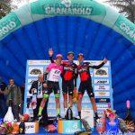 Rivivi la fuga di De Marchi nel 101° Giro dell'Emilia