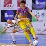 Calcio a 5, Serie A: tra Latina e Civitella finisce 3-3