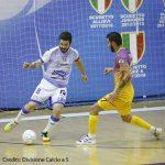 Calcio a 5, Civitella – Acqua&Sapone su PMGSport