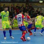 Calcio a 5, Serie A: Marcelinho rovina la festa del Maritime