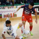 Calcio a 5, Serie A: Eboli a valanga su Latina nella 15a giornata
