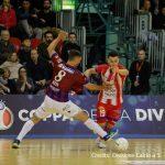 Calcio a 5, Serie A: Rieti ferma Pesaro sul 2-2