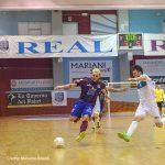 Calcio a 5, Rieti e Came si dividono la posta: 5-5 al PalaMalfatti