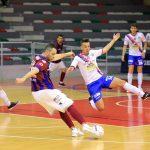 Le azioni cruciali di Real Rieti - Meta Catania