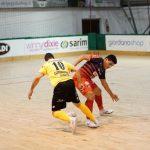 Calcio a 5, Serie A: 2-2 spettacolare tra Rieti ed Eboli