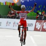 Ciclismo, Tour of the Alps: numero di Masnada