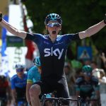 Ciclismo, Tour of the Alps: a Geoghegan Hart la prima tappa