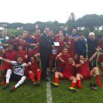 Calcio, Lnd Juniores Cup: il Girone C vince il trofeo