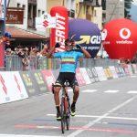 Giro d'Italia Under 23: Alba doma il Mortirolo