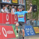 Giro d'Italia Under 23: Ardila svetta sull'Amiata