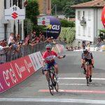 Ciclismo, Giro d'Italia U23: sprint Hayter a Santa Sofia