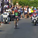 Ciclismo, Frigo Campione d'Italia Under 23