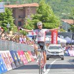 Giro d'Italia U23, Mazzucco si prende tappa e maglia rosa