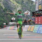Ciclismo, Ardila vince il Giro d'Italia Under 23