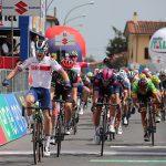 Giro d'Italia U23: Walls conquista la seconda tappa