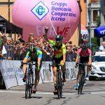 Ciclismo, Giro Rosa: Borghesi al fotofinish in Brianza