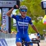 Ciclismo, Adriatica Ionica Race: finalmente Evenepoel